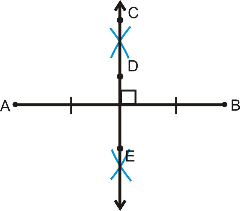 Perpendicular Bisectors Read Geometry Ck 12 Foundation