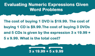 Evaluating Numeric Expressions with Groupings - Example 4