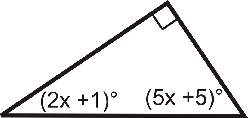 Triangle sum theorem read geometry ck 12 foundation - The exterior angle theorem answers ...