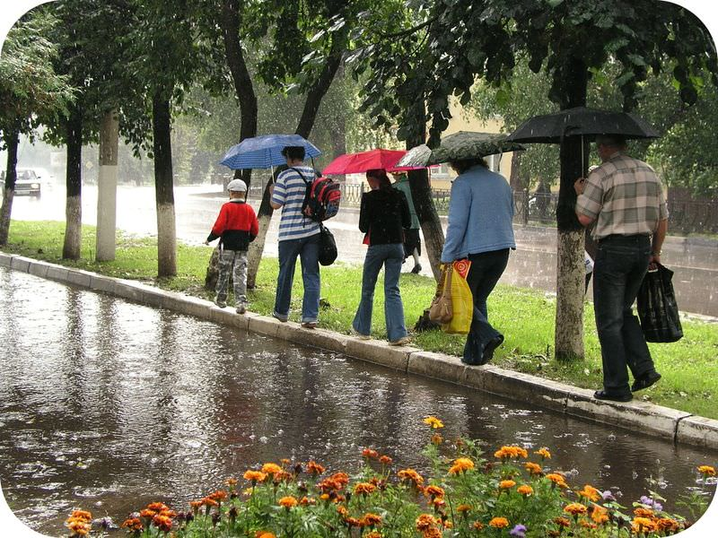 Teaching Precipitation
