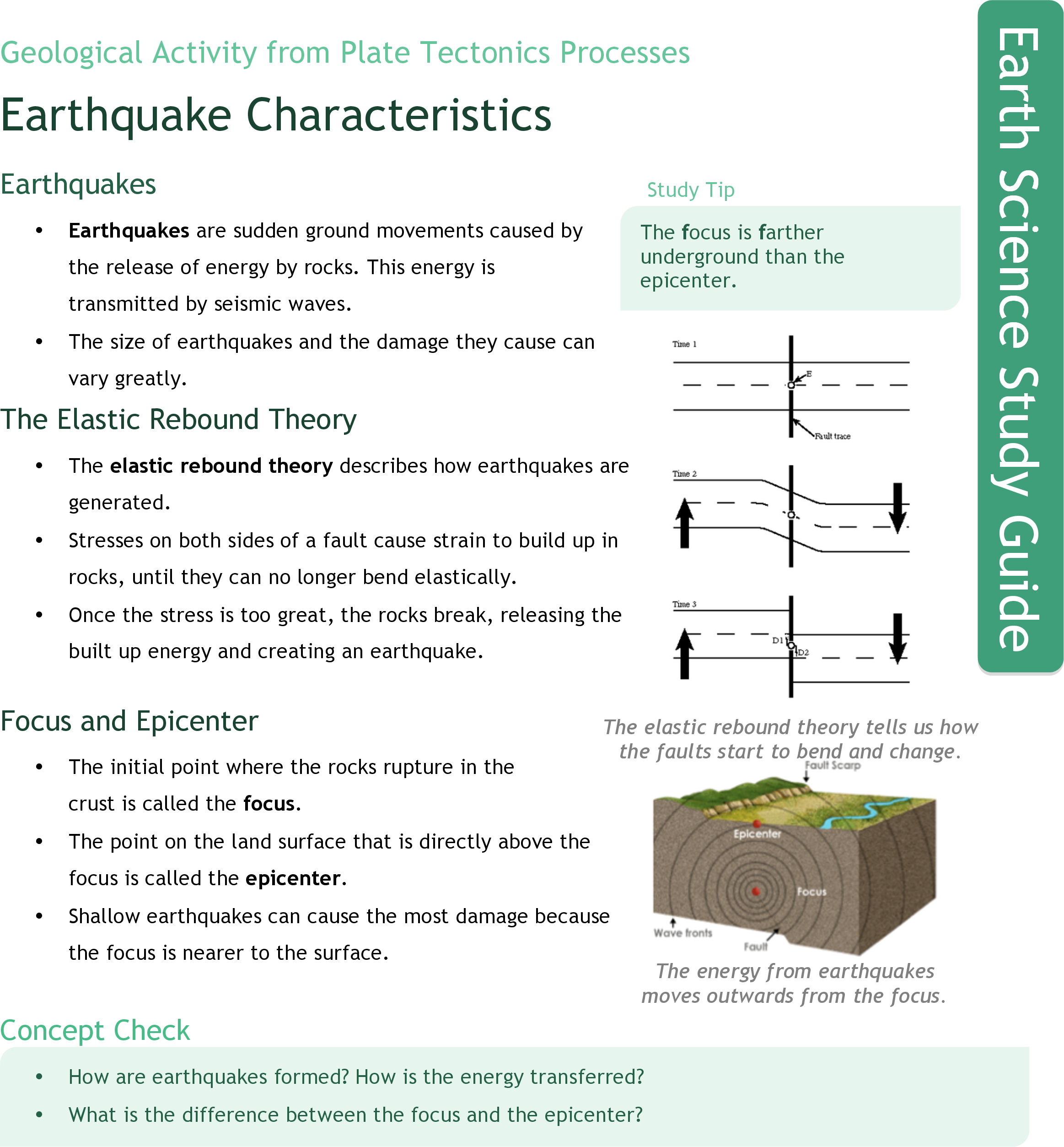 earthquake characteristics ck 12 foundation rh ck12 org chapter 19 earthquakes study guide for content mastery answer key chapter 19 earthquakes study guide answer key