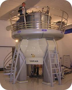NMR machines use liquid nitrogen, which has Van der Waals forces