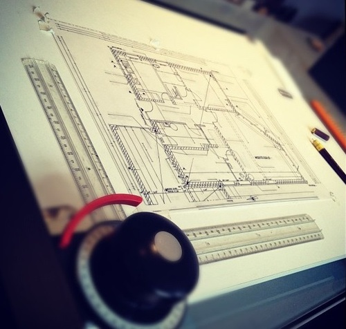 Blueprints are like DNA