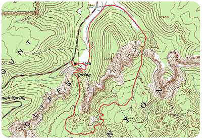 Topographic Map Grand Canyon.Topographic Maps Ck 12 Foundation