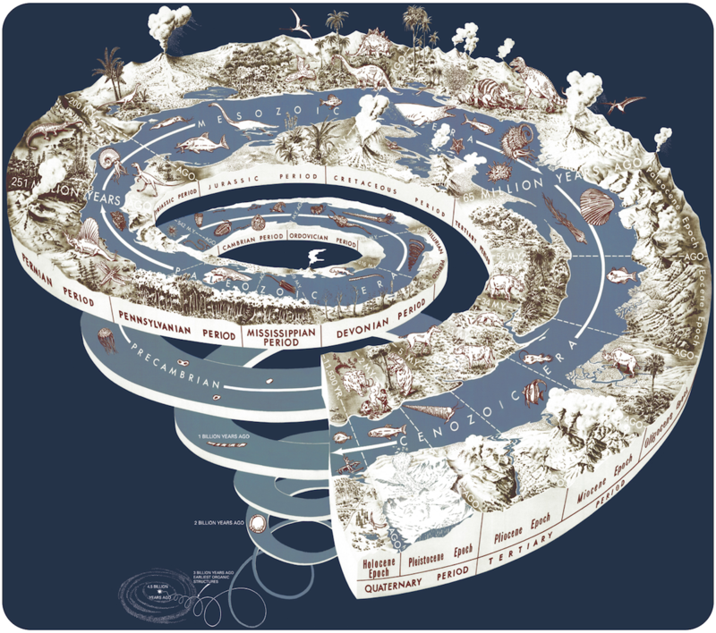Life and the Geologic Time Scale