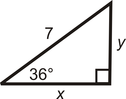 Inverse Trigonometric Ratios – Right Triangle Trigonometry Word Problems Worksheet