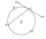 Angles of Chords, Secants, and Tangents