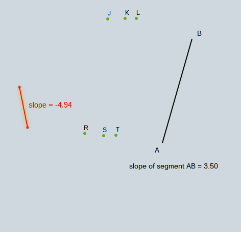 Parallel Lines in the Coordinate Plane: Parallel Line Exploration