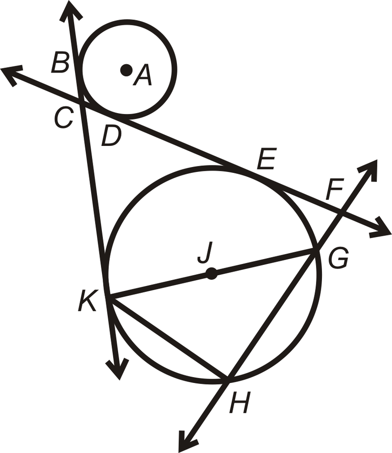 Parts of Circles ( Read ) | Geometry | CK-12 Foundation
