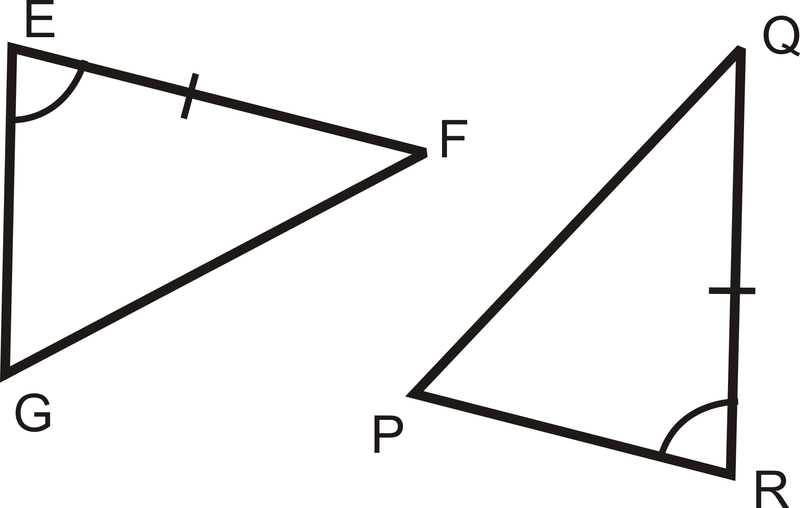 Triangle Congruence Using Asa Aas And Hl Ck 12 Foundation