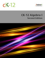 CK-12 Algebra I - Second Edition