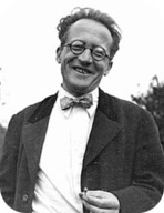 Picture of Erwin Schrodinger