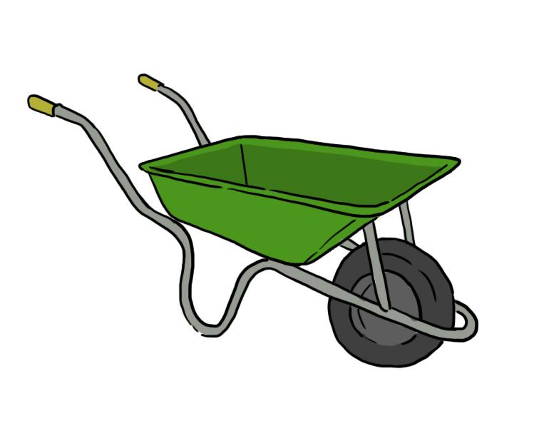 Second Class Lever Wheelbarrow Second Class Wheelbarrow