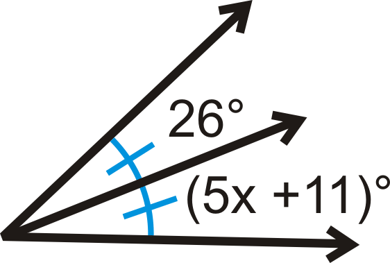 Angle Bisectors in Triangles – Angle Bisectors Worksheet