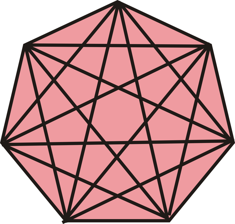 Image Gallery Decagon Diagonals
