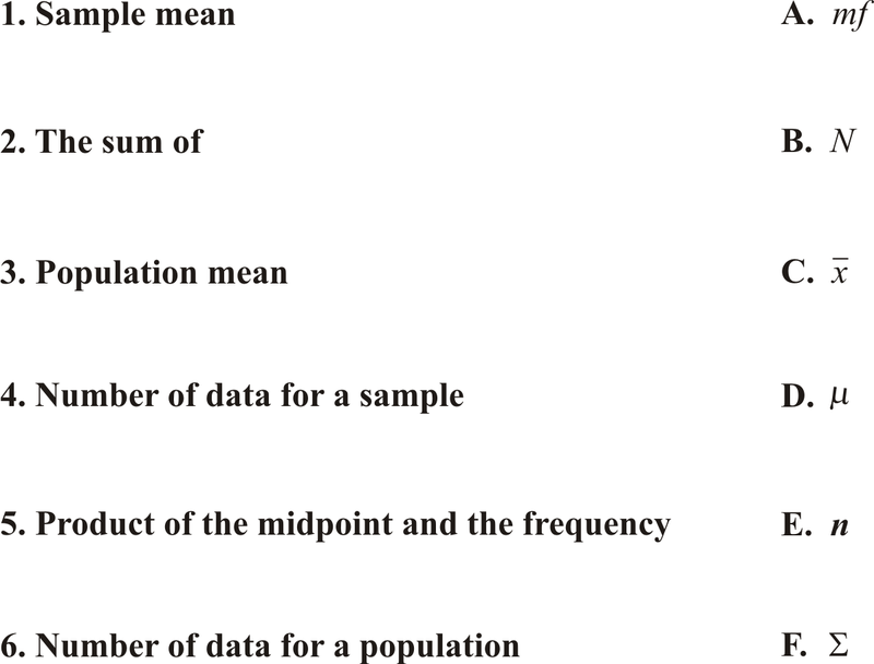 Grouped Data To Find The Mean Read Statistics Ck 12 Foundation