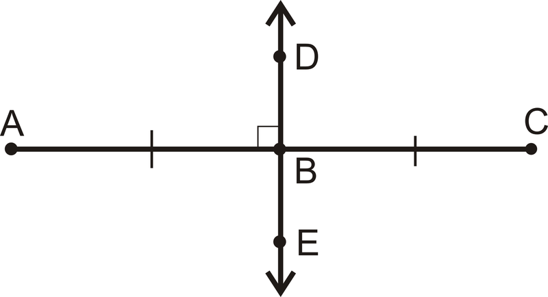 Midpoints and Segment Bisectors ( Read ) | Geometry | CK-12 Foundation