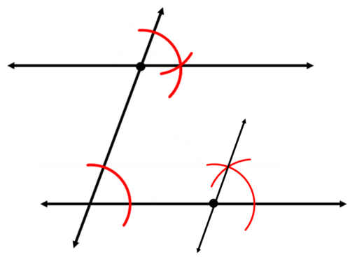 how to draw a perpendicular line with a protractor