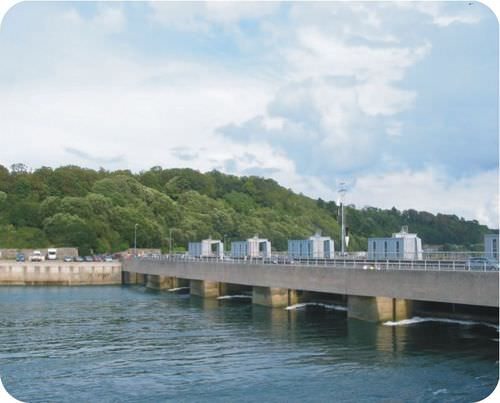 Tidal power is also a renewable resource that can be used to generate electricity
