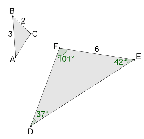 Mapping Dilations Read Geometry – Congruence and Similarity Worksheet