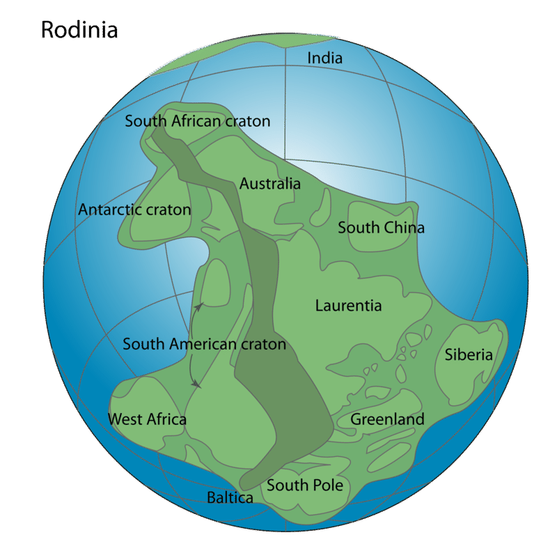 Supercontinent Cycle And Pangaea Read Earth Science Ck 12