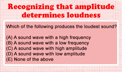 Characteristics of Sound Waves - Example 2