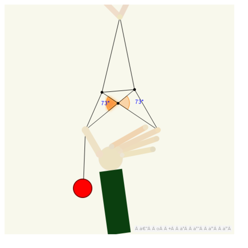Vertical Angles: Yo-Yo Eiffel Tower Trick