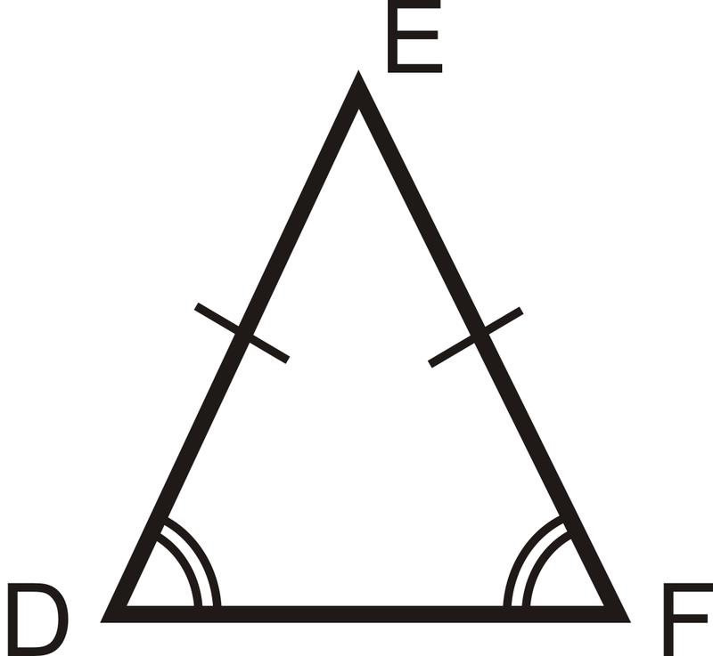 Isosceles Triangles Read Geometry – Isosceles Triangle Worksheet