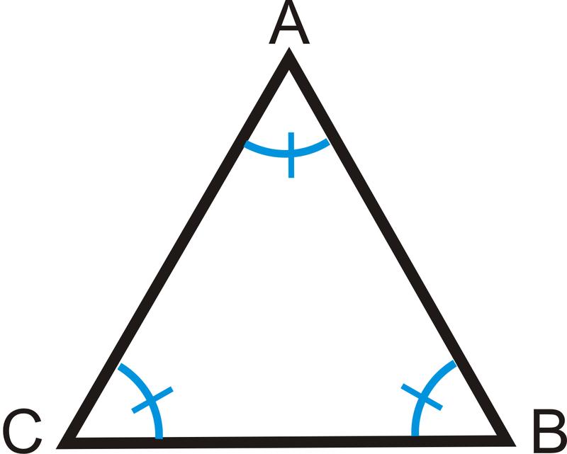 equiangular scalene triangle - photo #17