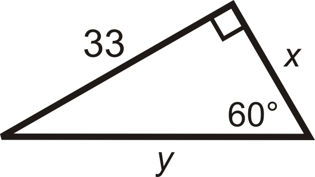 30 60 90 Right Triangles Read Geometry Ck 12 Foundation