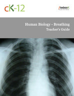 Human Biology Breathing Teacher's Guide