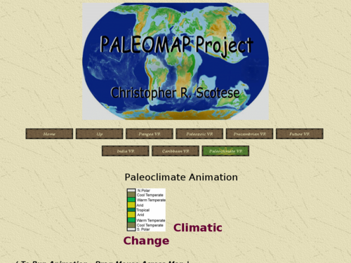 Paleoclimate Animation