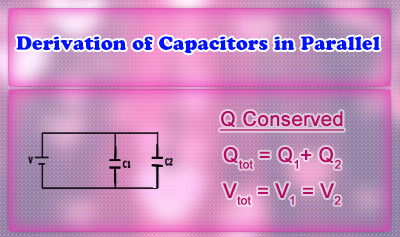 Capacitor in Parallel