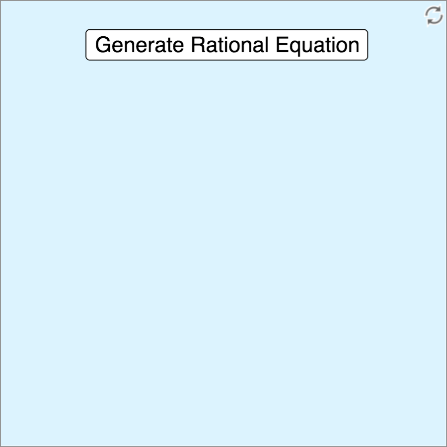 Rational Equations and Proportions ( Read ) | Algebra | CK-12 Foundation