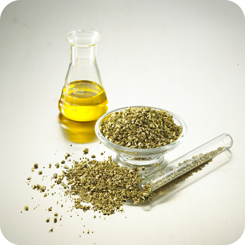 Acid is used to test the identity of gold