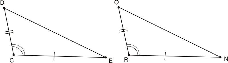 Triangle Congruence using SAS, HL & ASA
