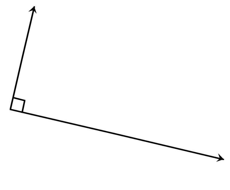 Symbol For Perpendicular Lines