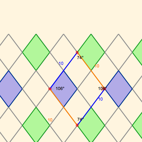 Quadrilateral Classification: Tiles Time