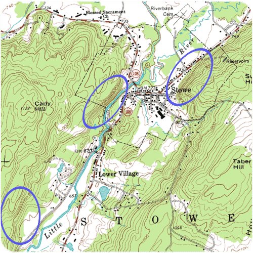 Topographic and Geologic Maps ( Read ) | Earth Science | CK 12