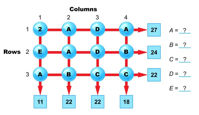 Letter Grids 1-4
