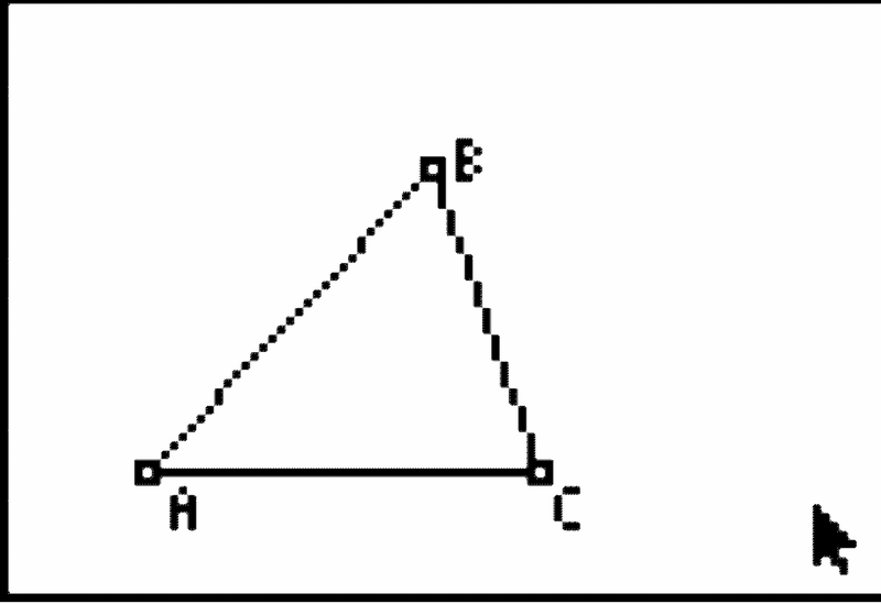 Triangle Sides and Angles