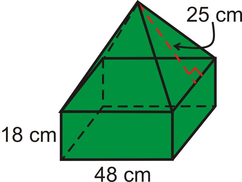 Composite Solids ( Read ) : Geometry : CK-12 Foundation