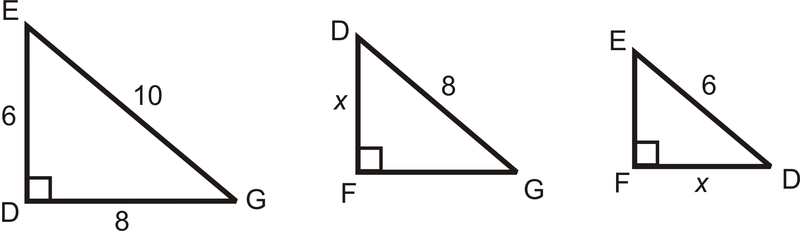 Inscribed Similar Triangles ( Read ) | Geometry | CK-12 Foundation