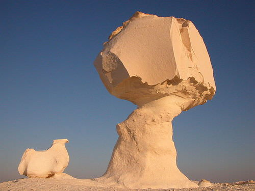 Strange Geology: Weird Shapes in the Desert ( Real World )   Earth Science    CK-12 Foundation