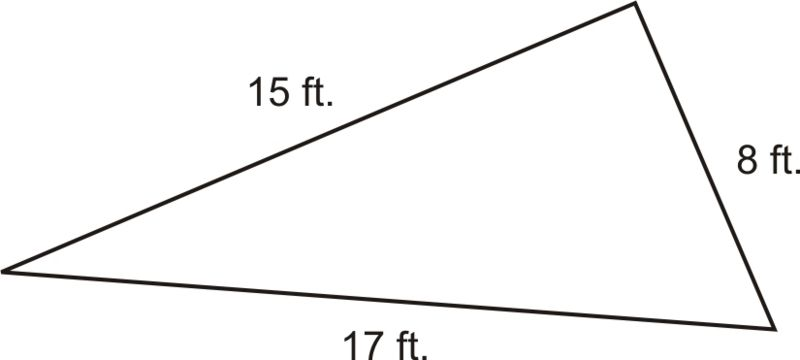 The Pythagorean Theorem and its Converse – Converse of Pythagorean Theorem Worksheet