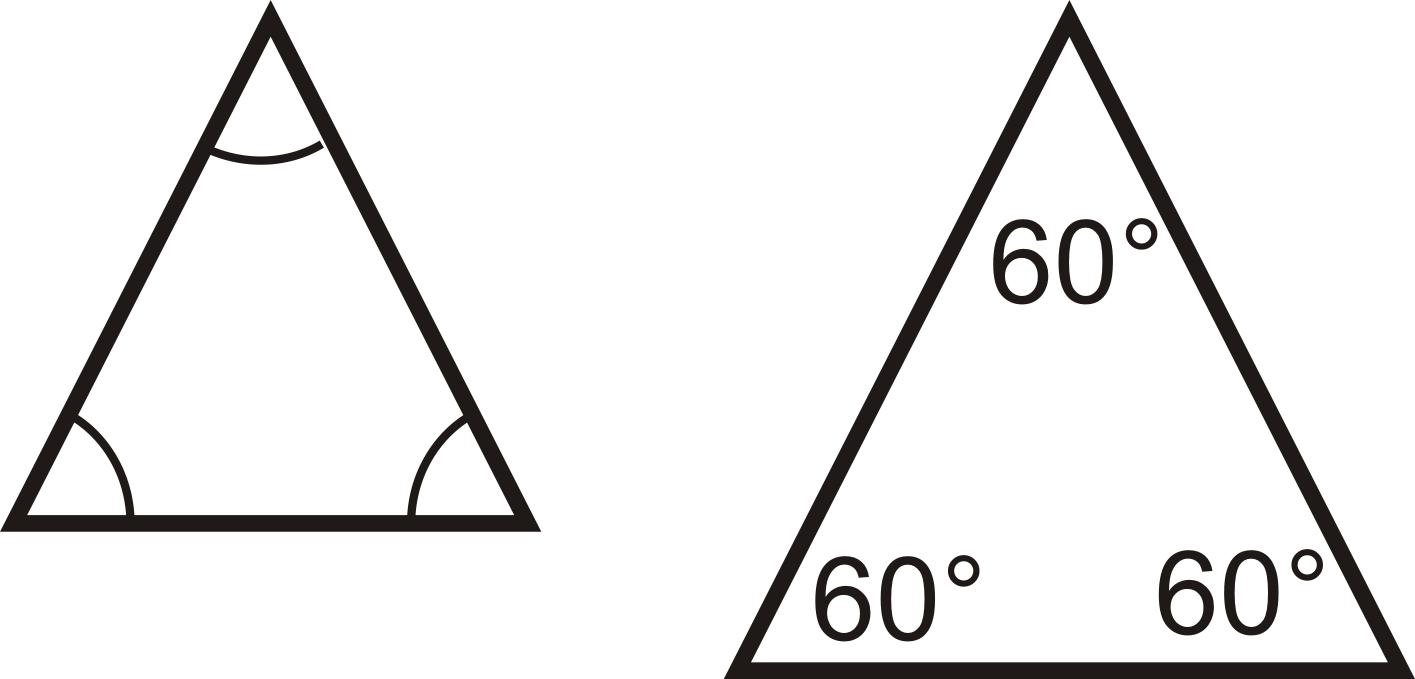 equiangular scalene triangle - photo #44