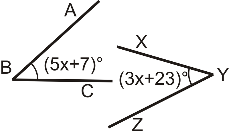Congruent Angles And Angle Bisectors Read Geometry Ck 12