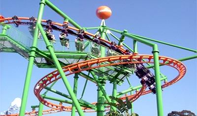 Roller Coaster Problem