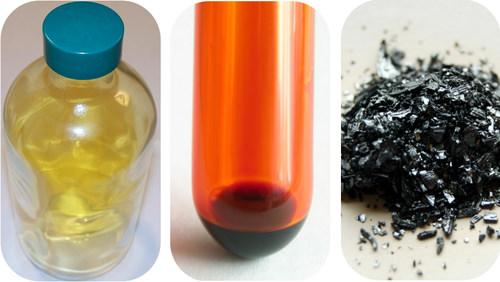 Elemental chlorine, bromine, and iodine