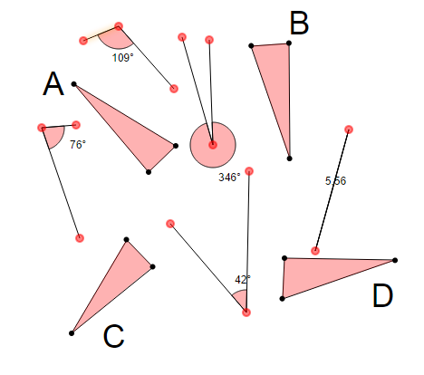 ASA and AAS Triangle Congruence: AAS or ASA Practice